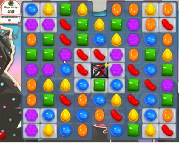 Candy Crush Level 105