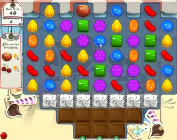 Candy Crush Level 117