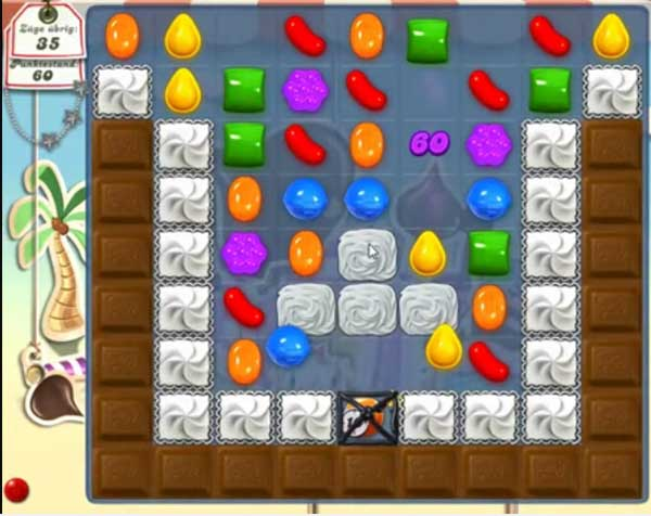 Candy Crush Level 122