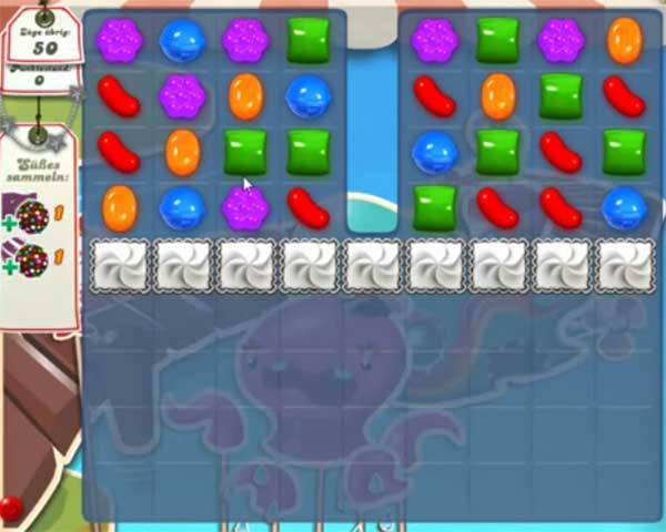 Candy Crush Level 132