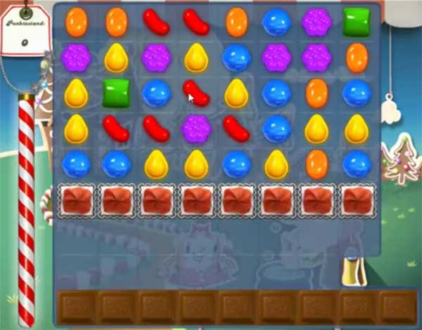 Candy Crush Level 145
