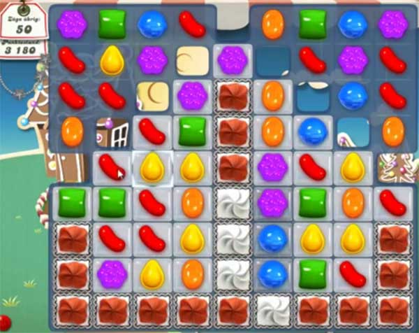 Candy Crush Level 147