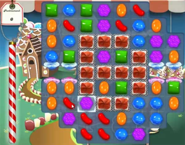 Candy Crush Level 151