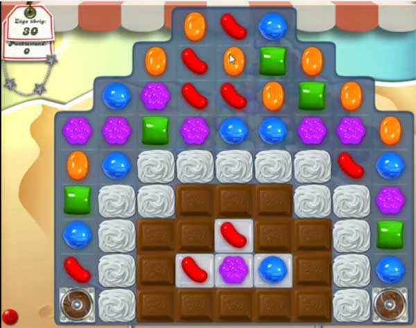 Candy Crush Level 163