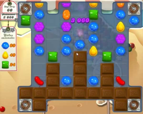 Candy Crush Level 165