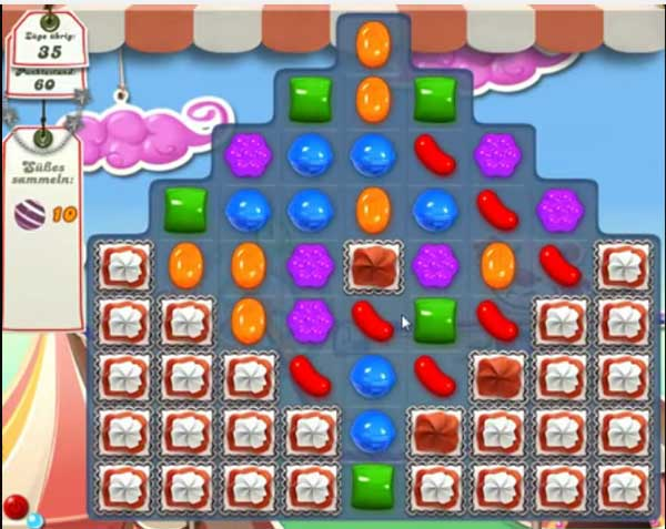 Candy Crush Level 171