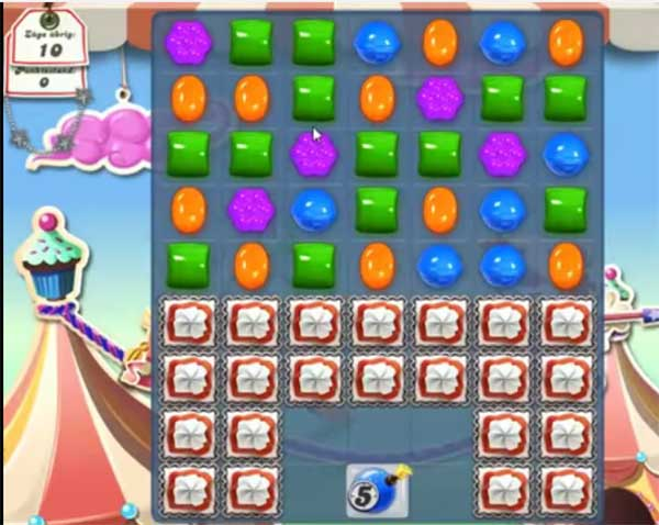 Candy Crush Level 172