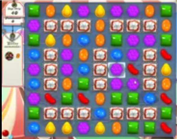 Candy Crush Level 176