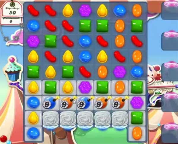 Candy Crush Level 178