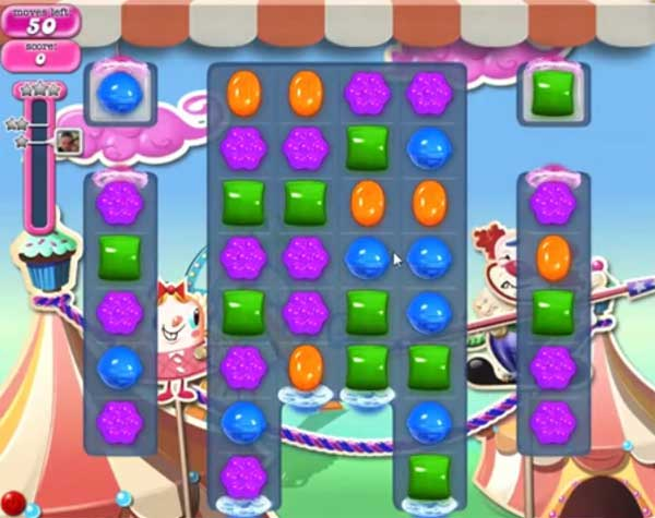 Candy Crush Level 183