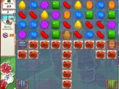 Candy Crush Level 186