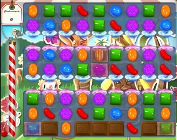 Candy Crush Level 189