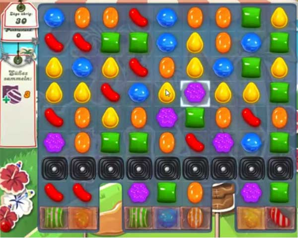 Candy Crush Level 190