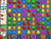 Candy Crush Level 196