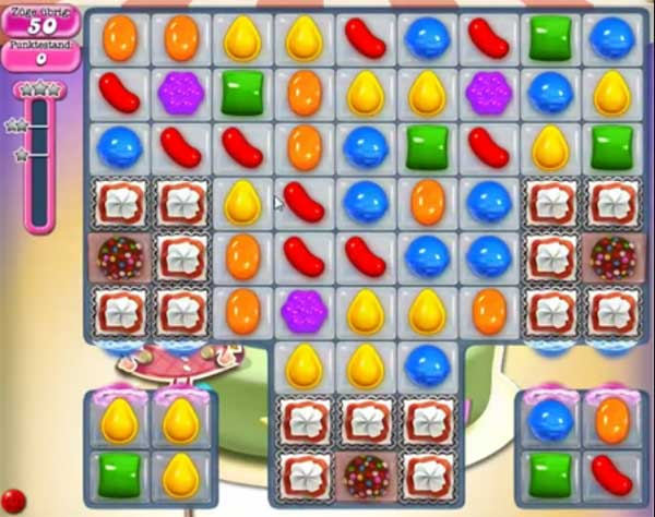Candy Crush Level 201