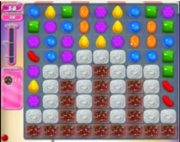 Candy Crush Level 202