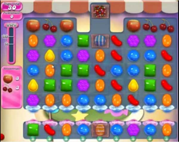 Candy Crush Level 214