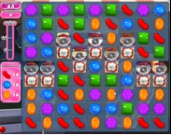 Candy Crush Level 216