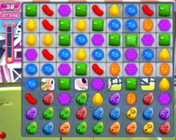 Candy Crush Level 231