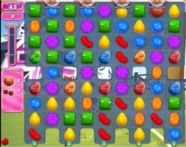 Candy Crush Level 238