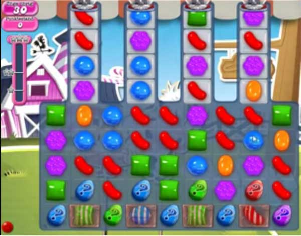 Candy Crush Level 239
