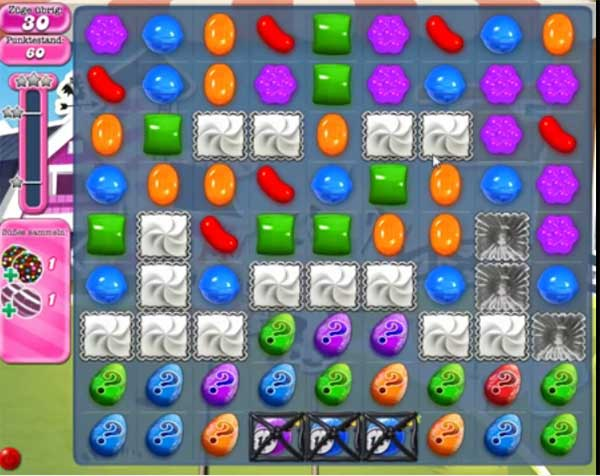 Candy Crush Level 240