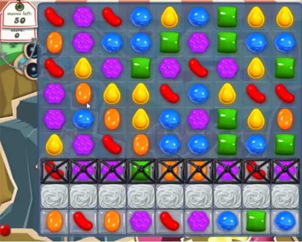 candy crush level 25