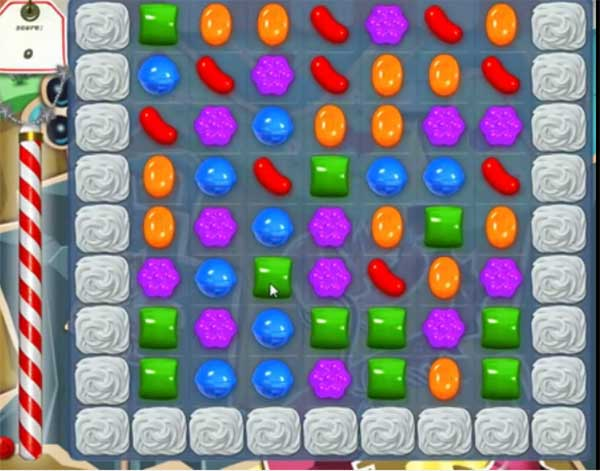 candy crush level 27