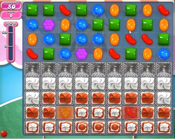Candy Crush Level 276