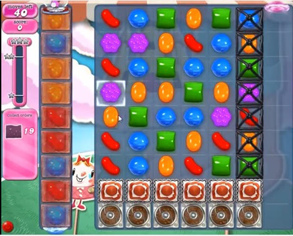 Candy Crush Level 277