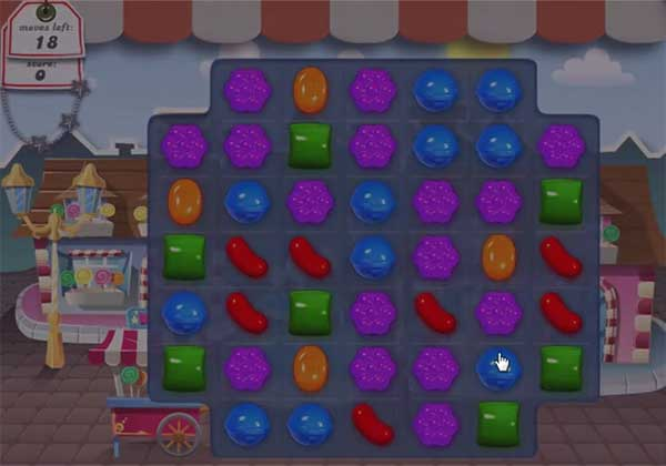 candy crush level 3