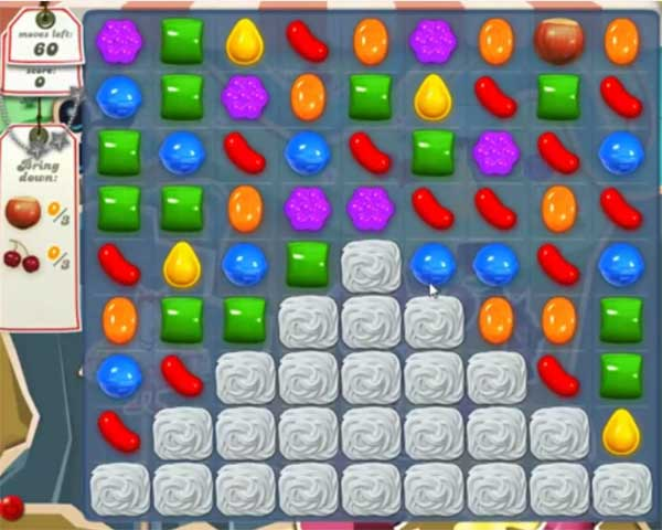 candy crush level 30