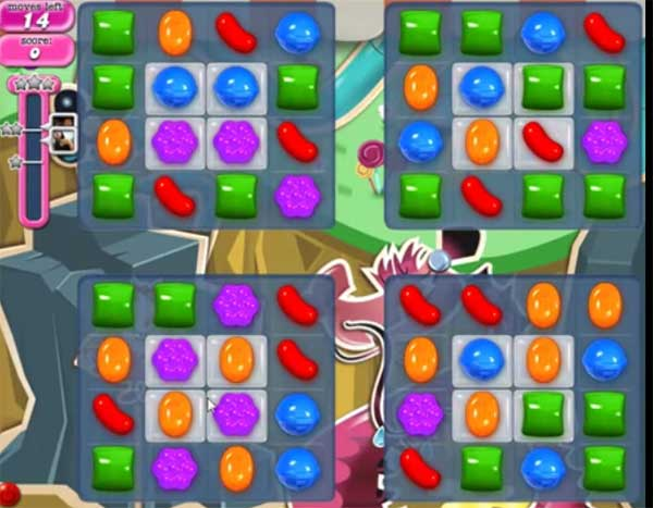 candy crush level 33