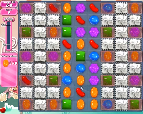 Candy Crush Level 339