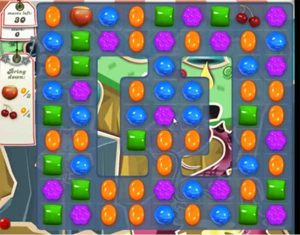 candy crush level 34