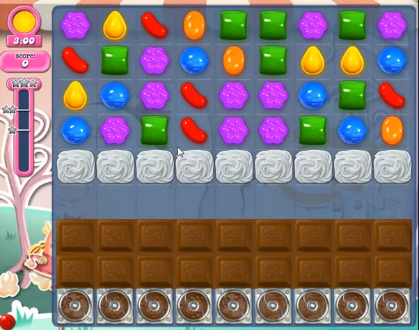 Candy Crush Level 343
