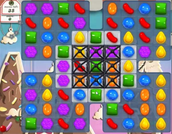 candy crush level 48