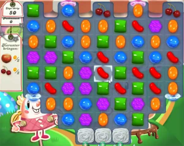 candy crush level 78