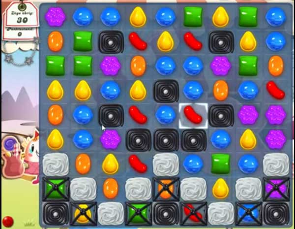Candy Crush Level 83