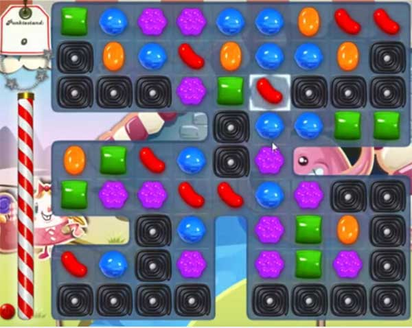 Candy Crush Level 84