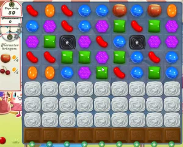 Candy Crush Level 85