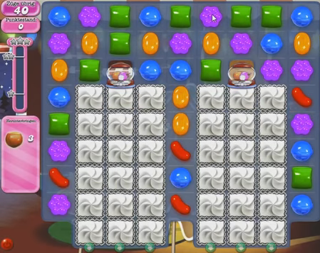 Candy crush level 264