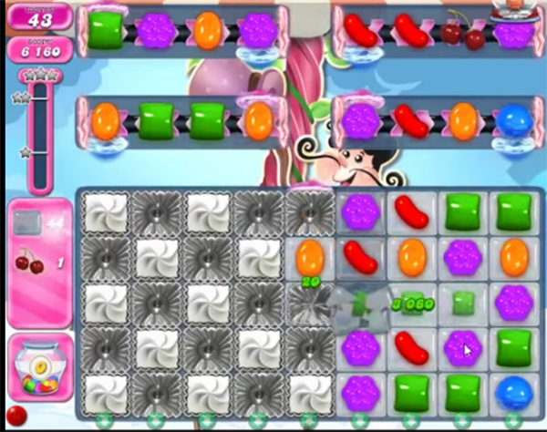 candy crush level 1808