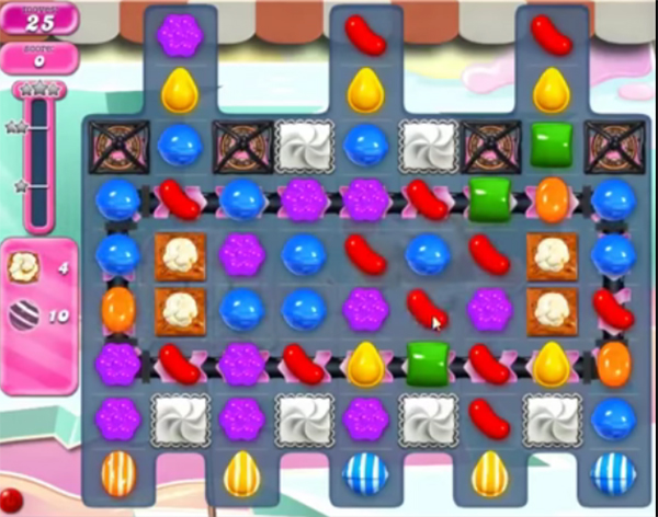 candy crush level 1827