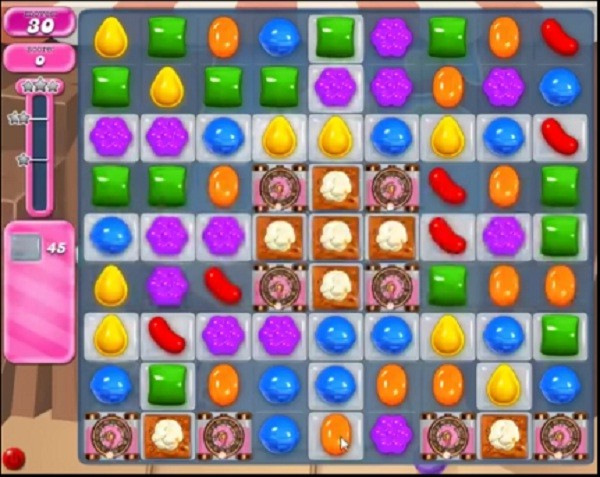 candy crush level 1857
