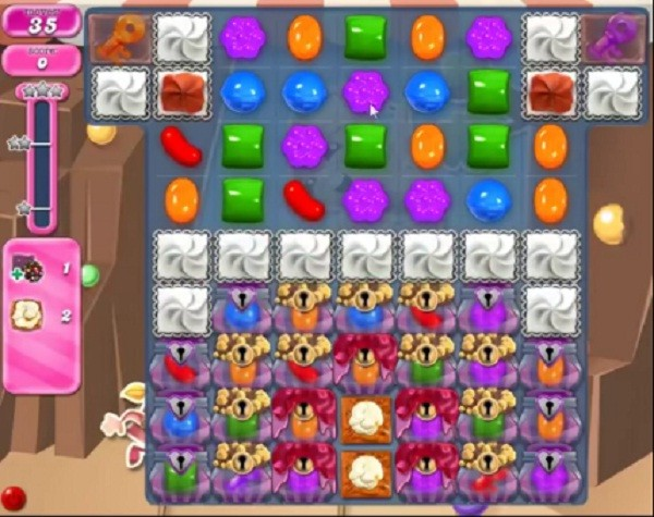 candy crush level 1863