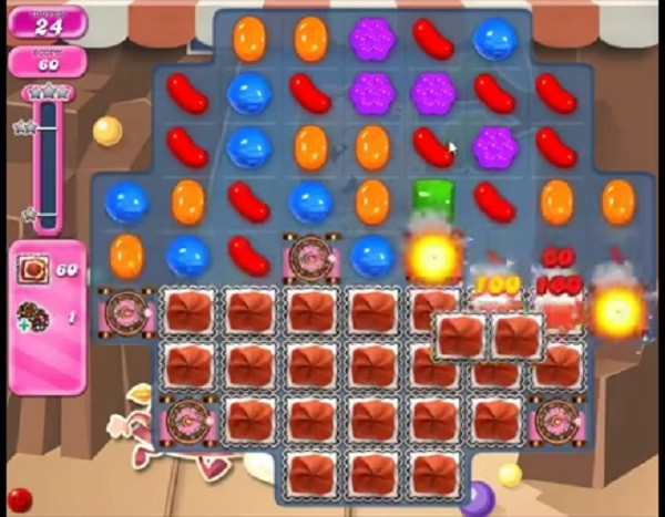 candy crush level 1864