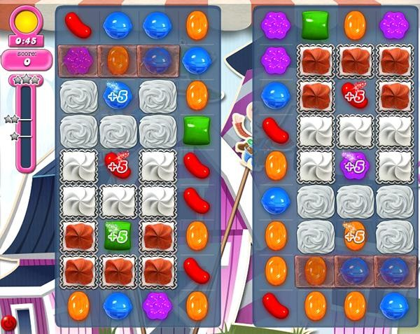 candy crush level 1885