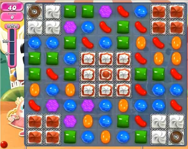 how to make jellies in candy crush